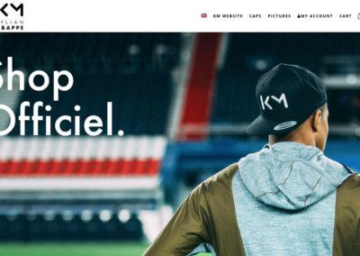 Official shop Kylian Mbappe